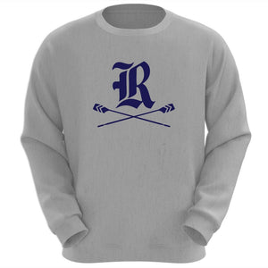Long Sleeve North Suburban Crew Warm-Up Shirt
