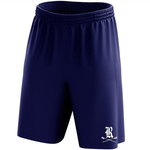 Custom Rice Crew Mesh Shorts