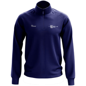 Rice Crew Mens Performance Pullover
