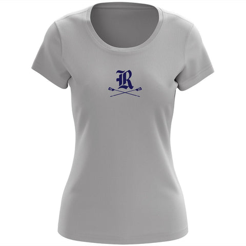 100% Cotton Rice Crew Women's Team Spirit T-Shirt