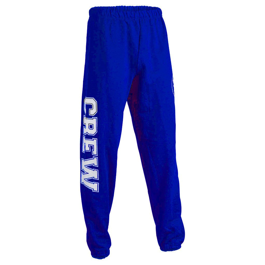 Sew Sporty Crew Sweatpants (Royal)