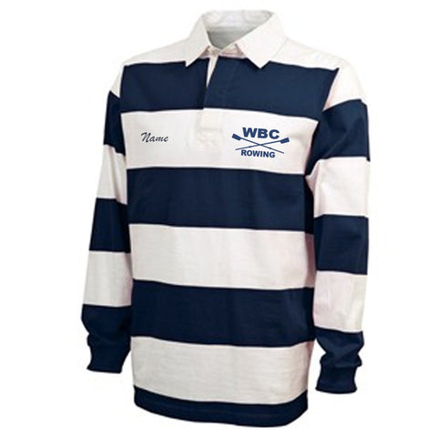 Williamsburg Boat Club Rugby Shirt