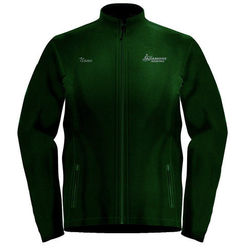 Full Zip Sagamore Rowing Fleece Pullover