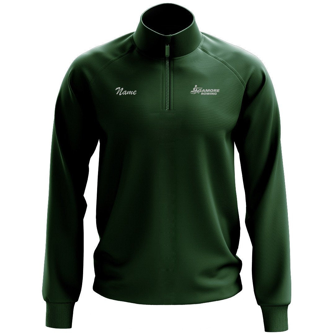 Sagamore Rowing Mens Performance Pullover