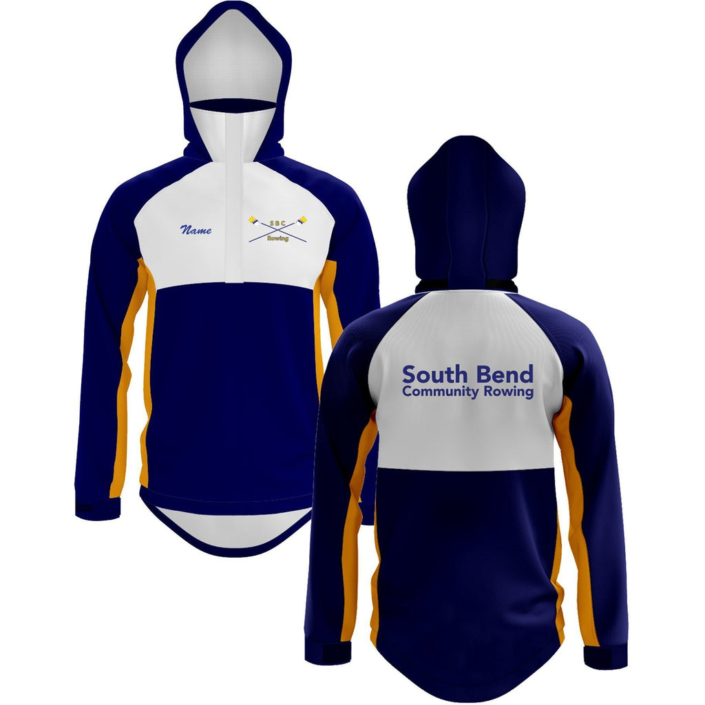 South Bend Community Rowing HydroTex Elite Performance Jacket