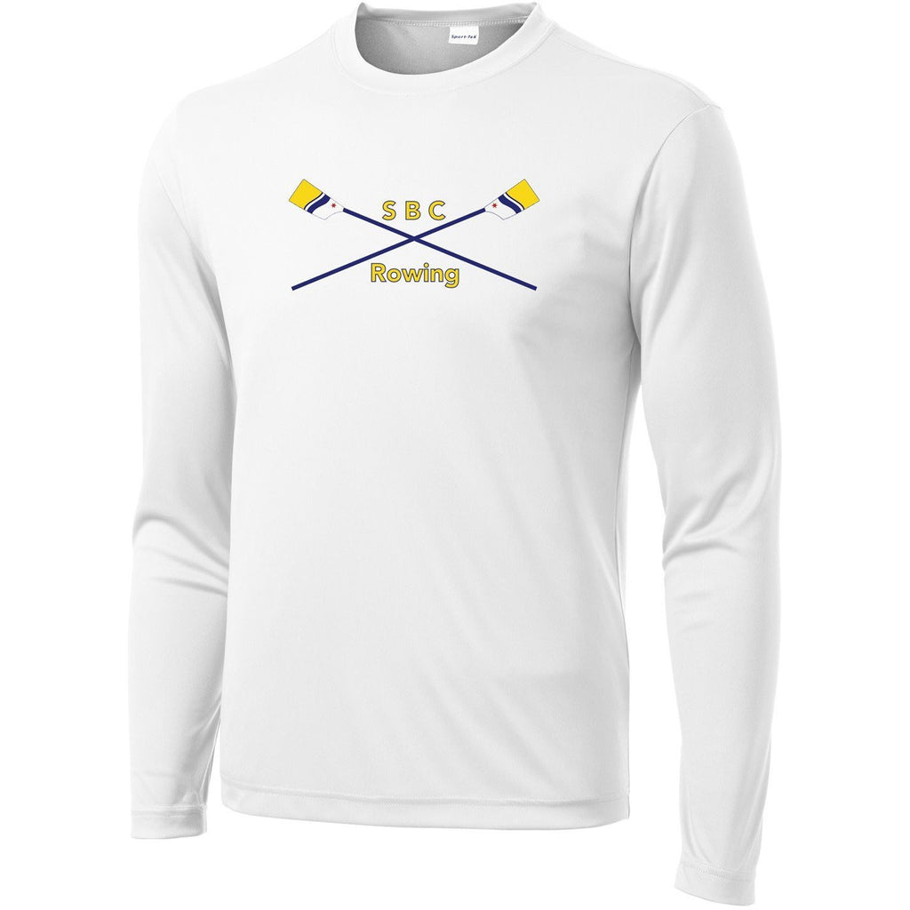 South Bend Community Rowing Long Sleeve DryTex Performance T-Shirt