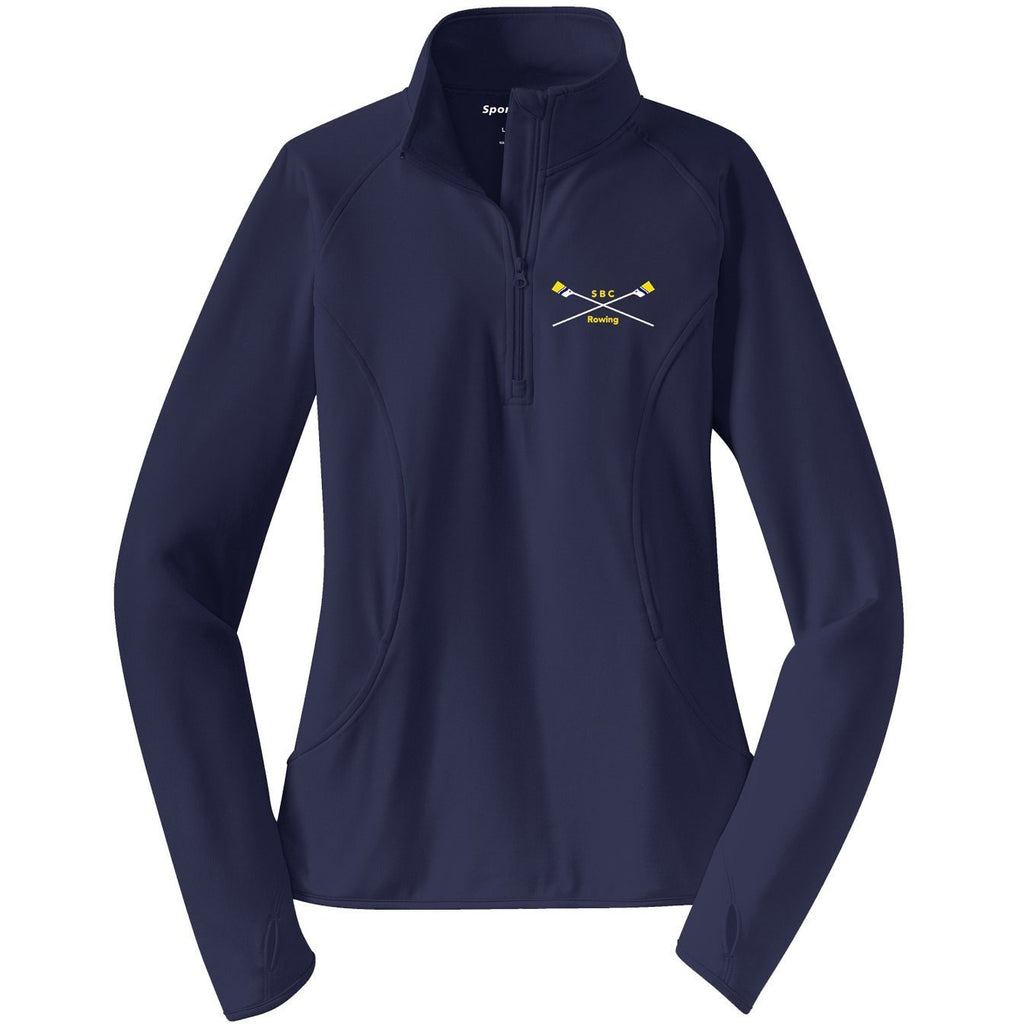 South Bend Community Rowing Ladies Pullover w/ Thumbhole