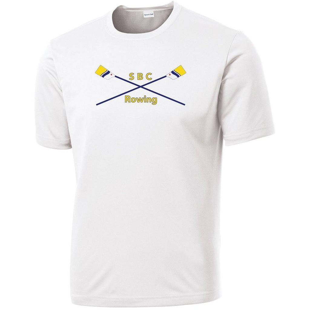 South Bend Community Rowing Men's Drytex Performance T-Shirt