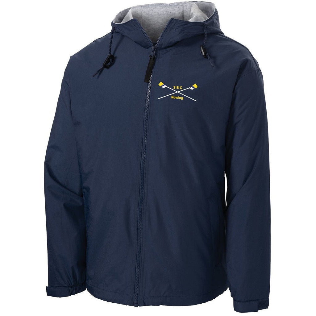 South Bend Community Rowing Team Spectator Jacket