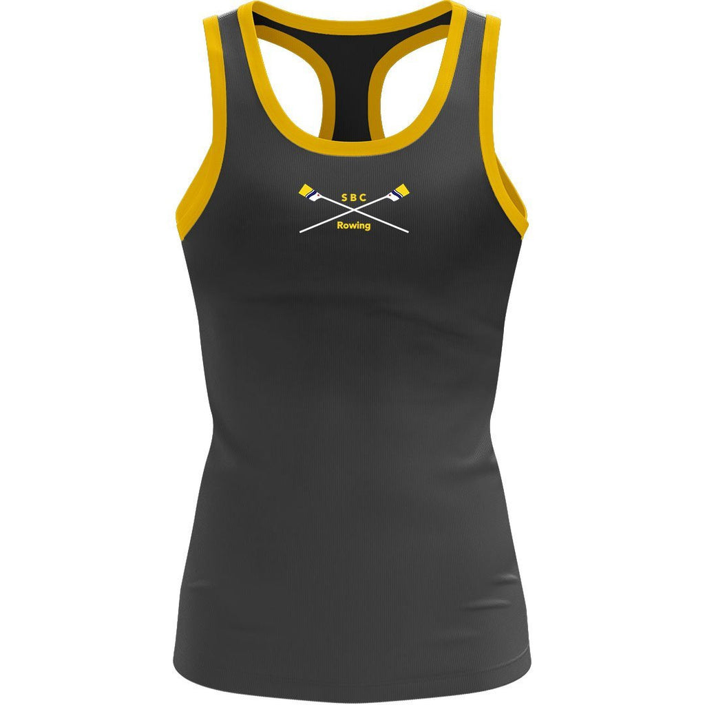 South Bend Community Rowing Women's T-back Tank