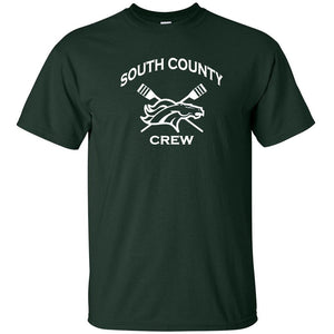 100% Cotton South County Crew Men's Team Spirit T-Shirt
