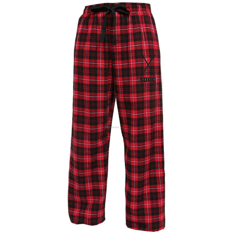 San Diego Rowing Club Flannel Pants