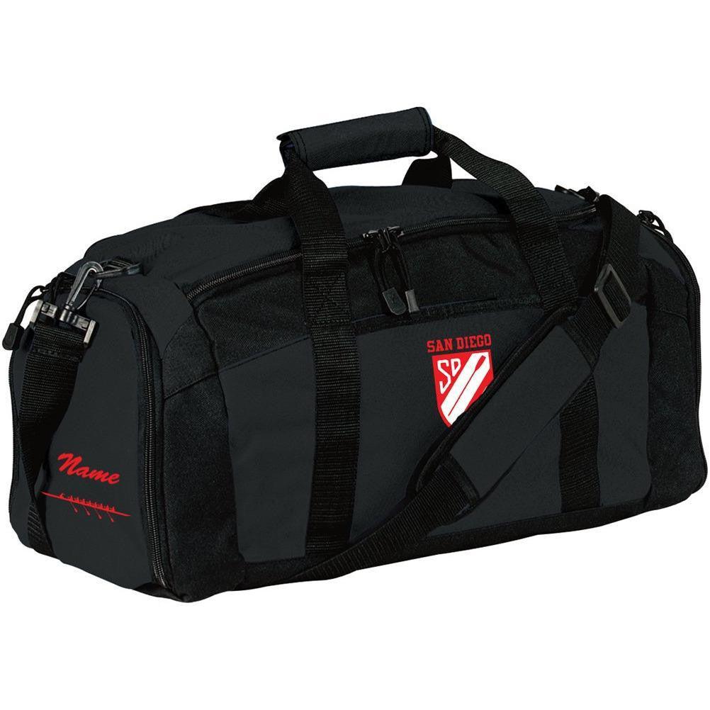 San Diego Rowing Club Team Gym Bag