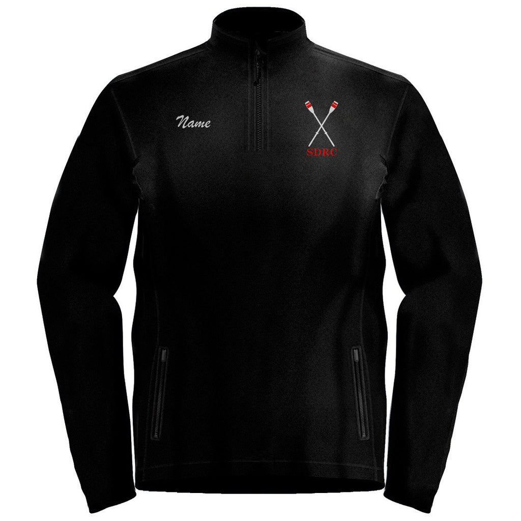 San Diego Rowing Club Fleece Jacket