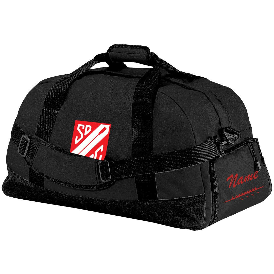 San Diego Rowing Club Team Race Day Duffel Bag