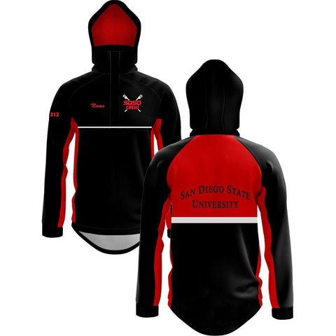 SDSU Crew HydroTex Elite Jacket