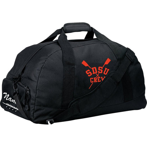 SDSU Crew Team Race Day Duffel Bag