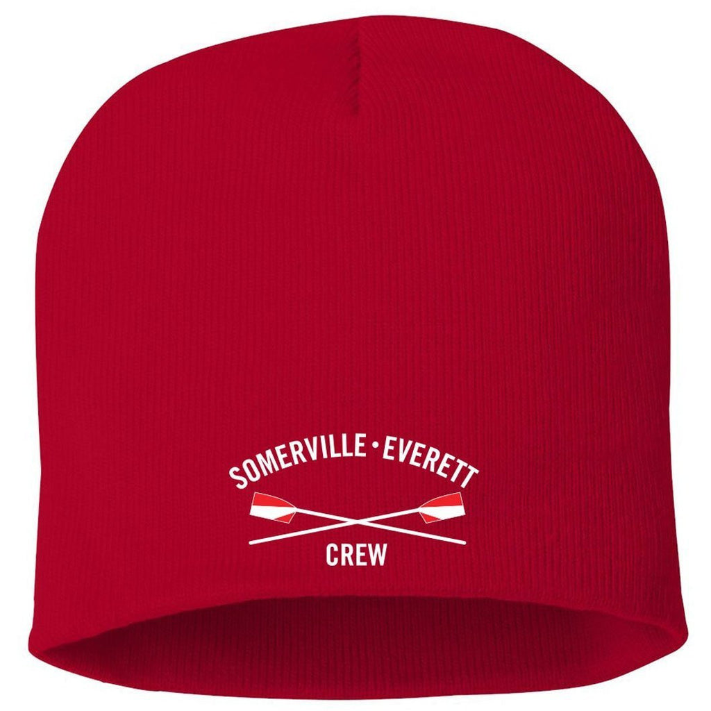 Straight Knit Somerville-Everett High Tide Crew Beanie