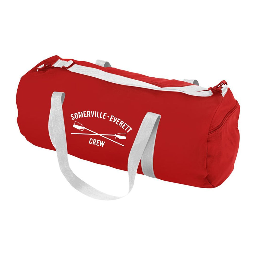 Somerville-Everett High Tide Crew Team Duffel Bag (Large)