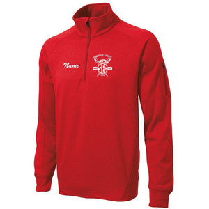 Somerville-Everett High Tide Crew Mens Performance Pullover