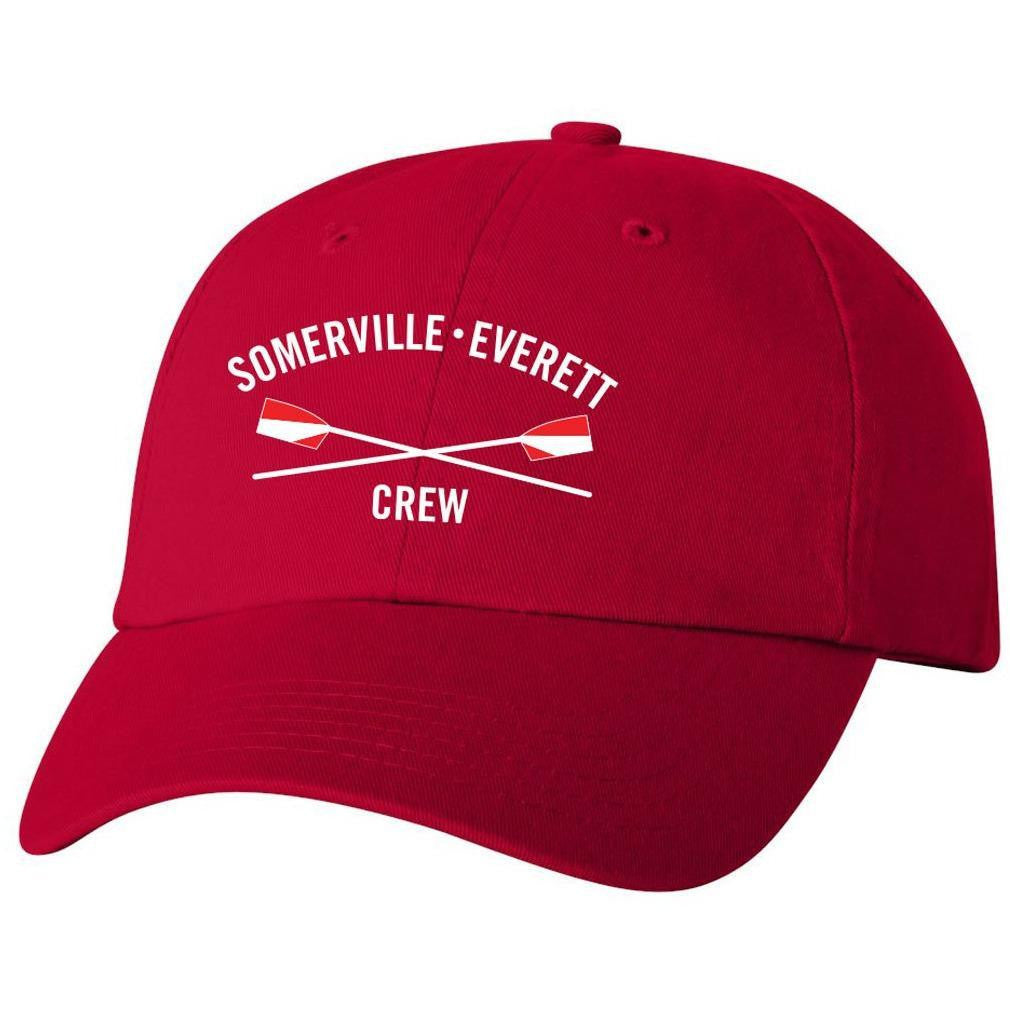 Somerville-Everett High Tide Crew Cotton Twill Hat
