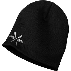 Straight Knit Stonington Crew Beanie