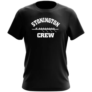 100% Cotton Stonington Crew Men's Team Spirit T-Shirt