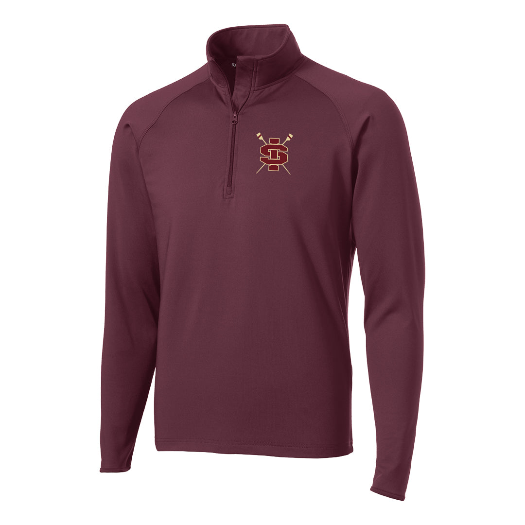 Ignatius Chicago Crew Mens Performance Pullover