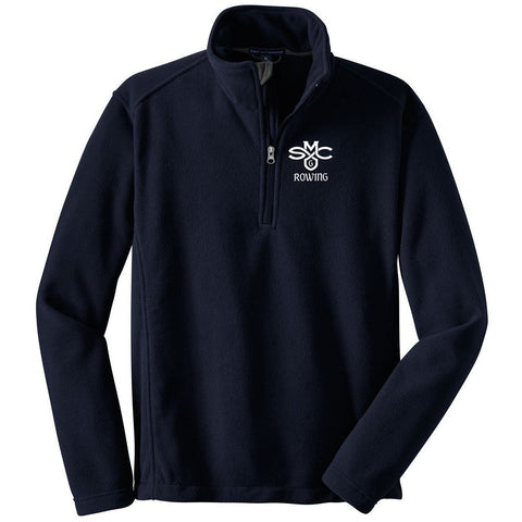 1/4 Zip Saint Mary's Rowing Fleece Pullover