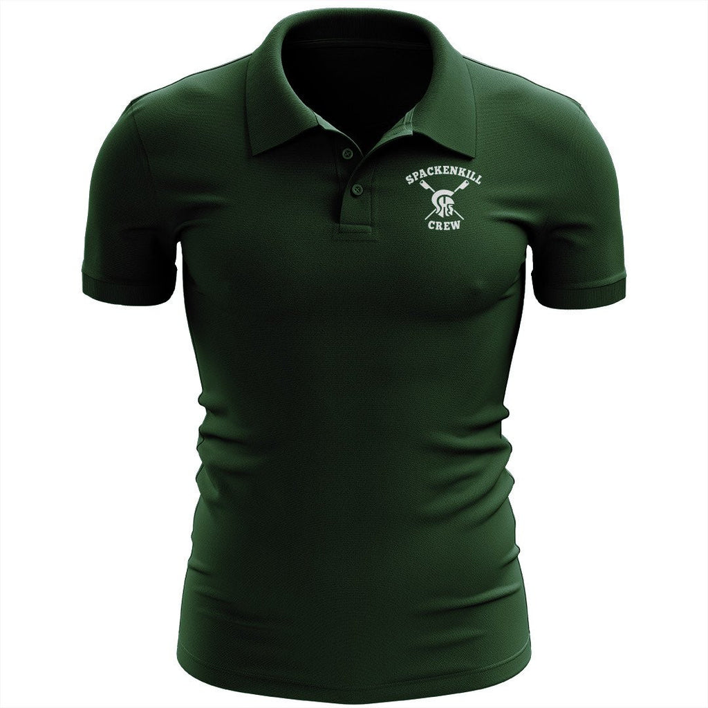 Spackenkill Crew Embroidered Performance Men's Polo