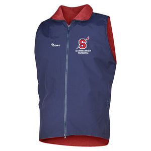 Sammamish Rowing Team Nylon/Fleece Vest