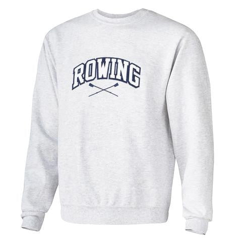 Rowing Crewneck Sweatshirt (Ash)