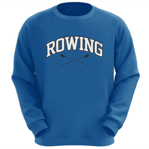 Rowing Crewneck Sweatshirt (Royal)
