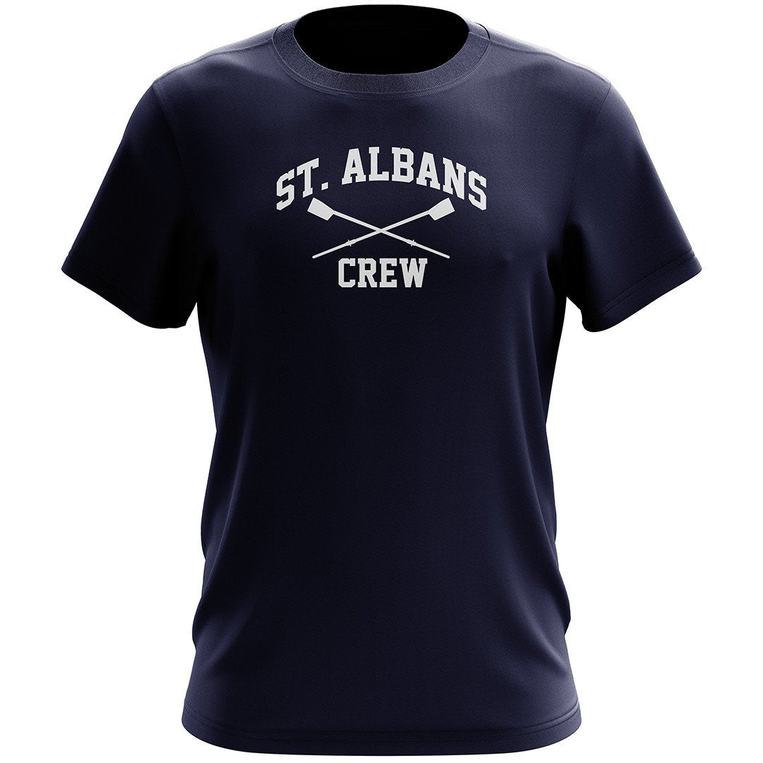 STA Crew Short Sleeve T-Shirt Navy