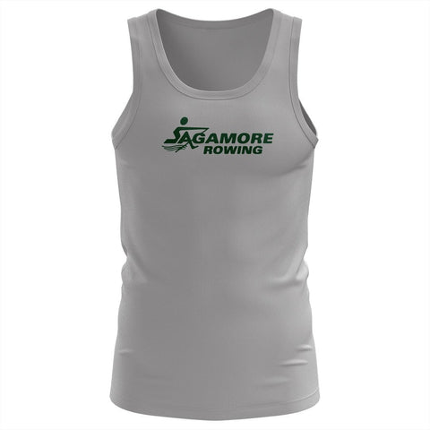 100% Cotton Sagamore Rowing Tank Top
