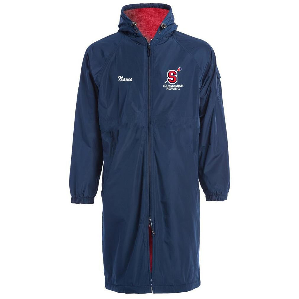 Full Length Sammamish Rowing Parka