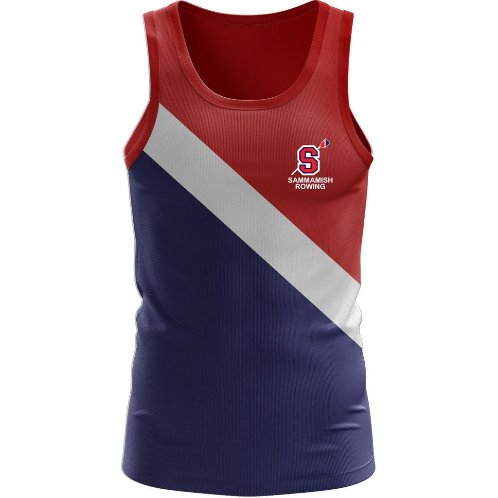 Sammamish Rowing Relaxed Traditional Drytex Tank