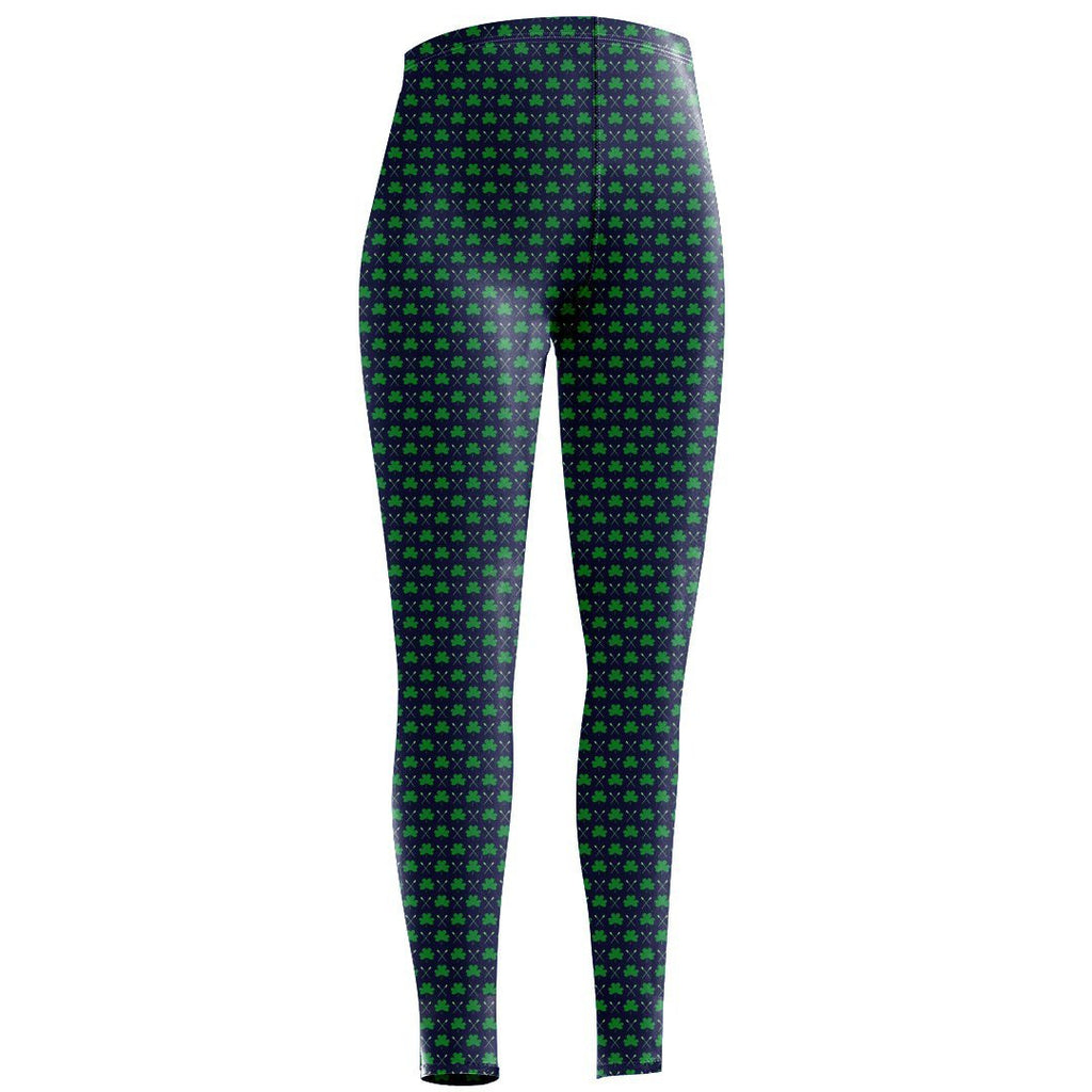 "Women's ""Luck Of the Irish"" Dryflex Tights"