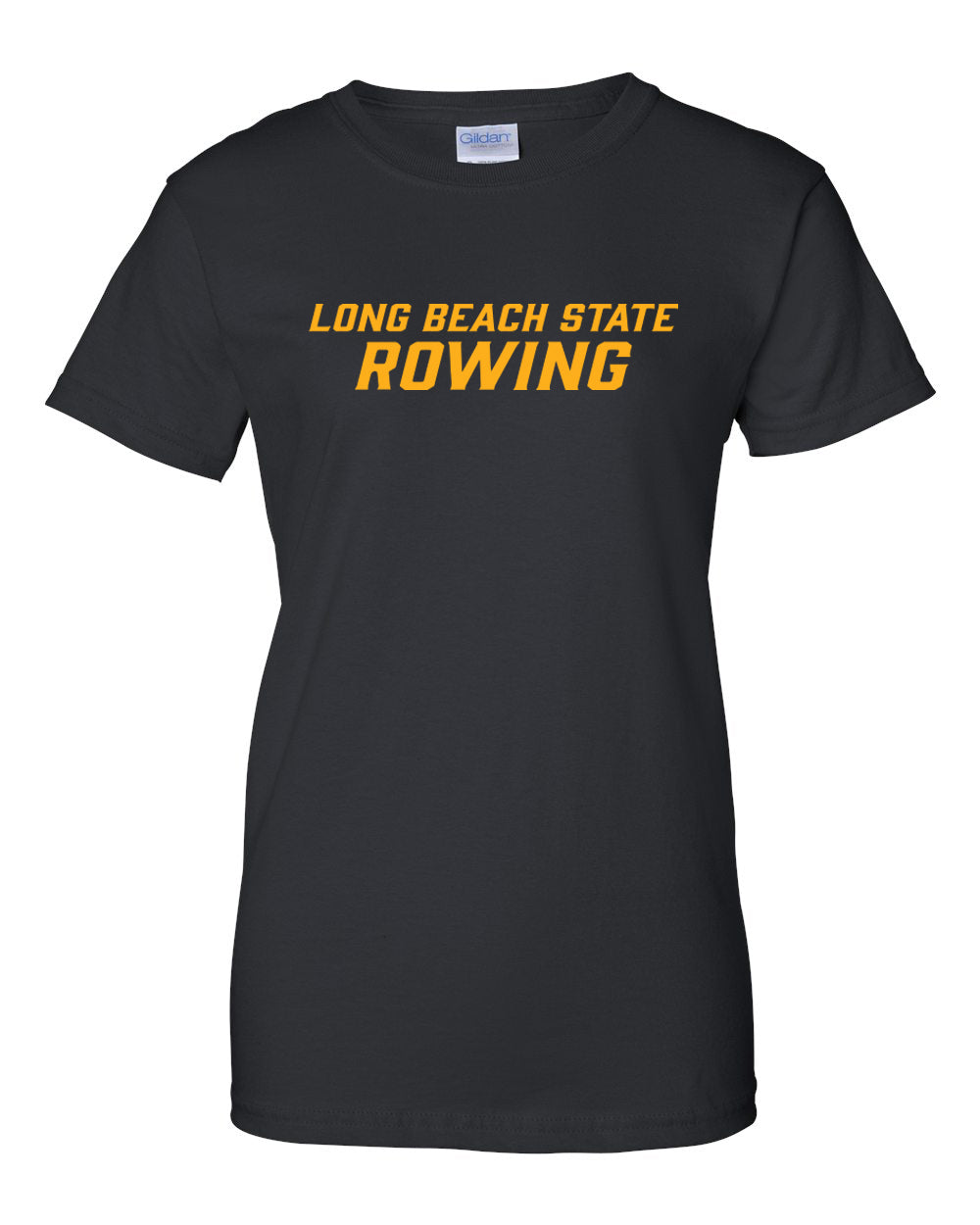 100% Cotton Long Beach Rowing Women's Team Spirit T-Shirt