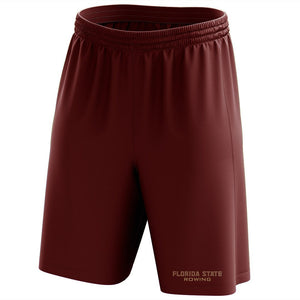 Custom Florida State Rowing Mesh Shorts