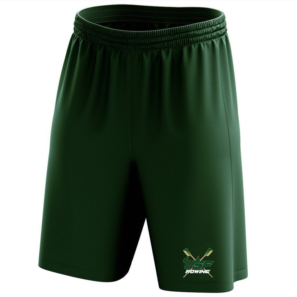 Custom University of Southern Florida Mesh Shorts