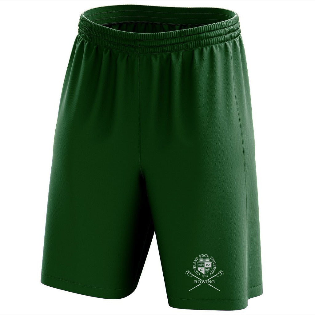 Custom Cleveland State University Rowing Mesh Shorts