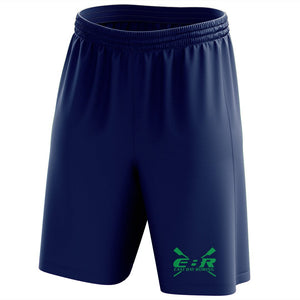 Custom East Bay Rowing Mesh Shorts