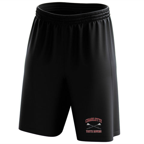 Custom Charlotte Youth Rowing Club Mesh Shorts