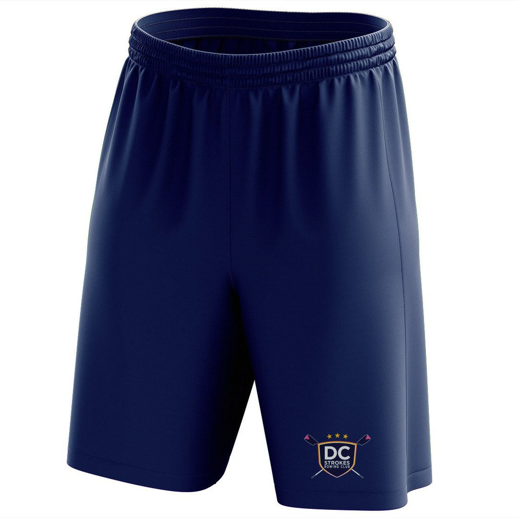 Custom DC Strokes Rowing Club Mesh Shorts