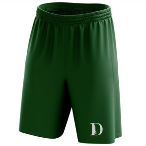 Custom Ever Green Boat Club Mesh Shorts