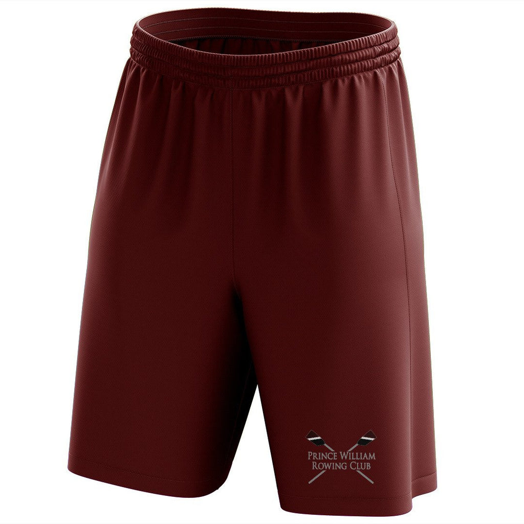 Custom Prince William Rowing Club Mesh Shorts