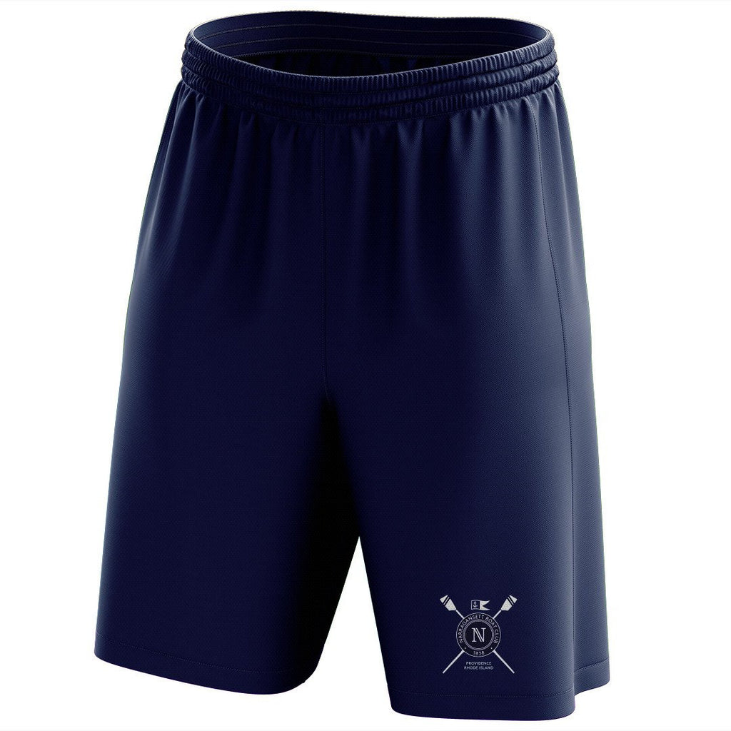 Custom Narragansett Boat Club Mesh Shorts
