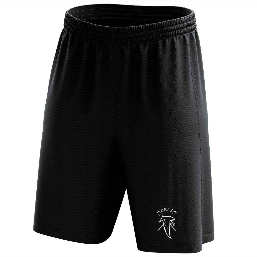 Custom Cambridge Rindge and Latin School Crew Mesh Shorts