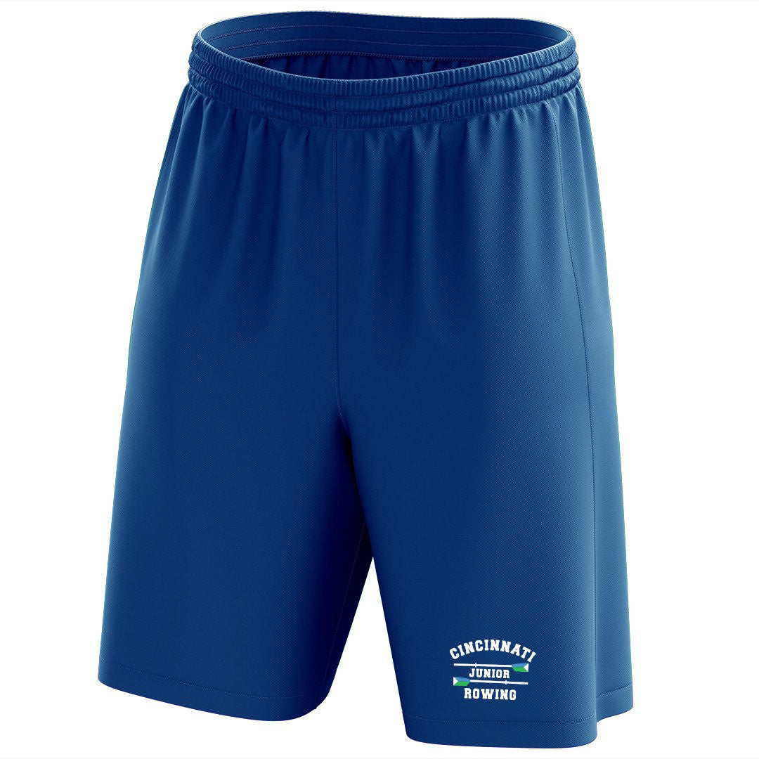 Custom Cincinnati Juniors Rowing Club Mesh Shorts